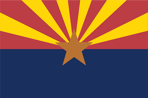 az flag